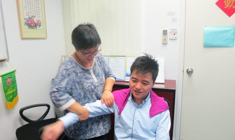 公司僱員福利-頭肩頸按摩(2017年第三季)