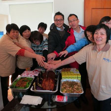 Staff Lunch Gathering