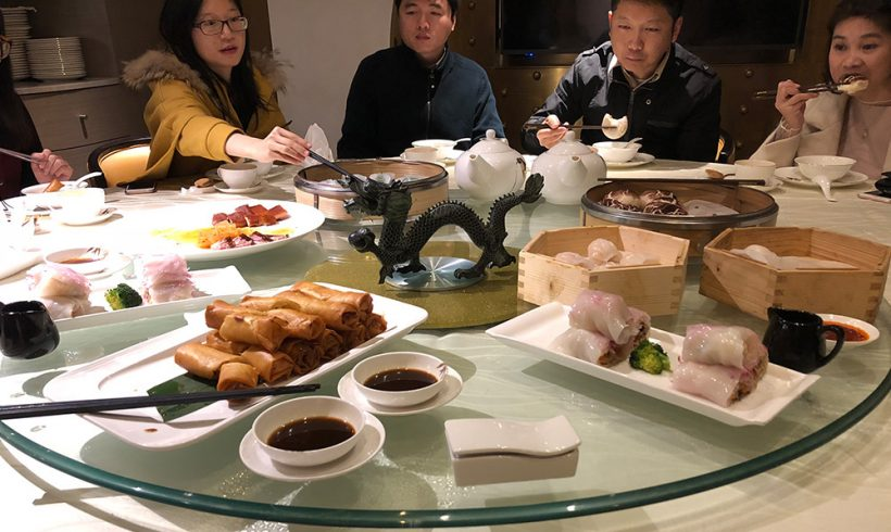 Chinese New Year Lunch Gathering 2018
