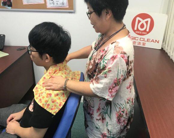 Company Employee Benefits – Head and Neck Massage (3rd Season, 2019)