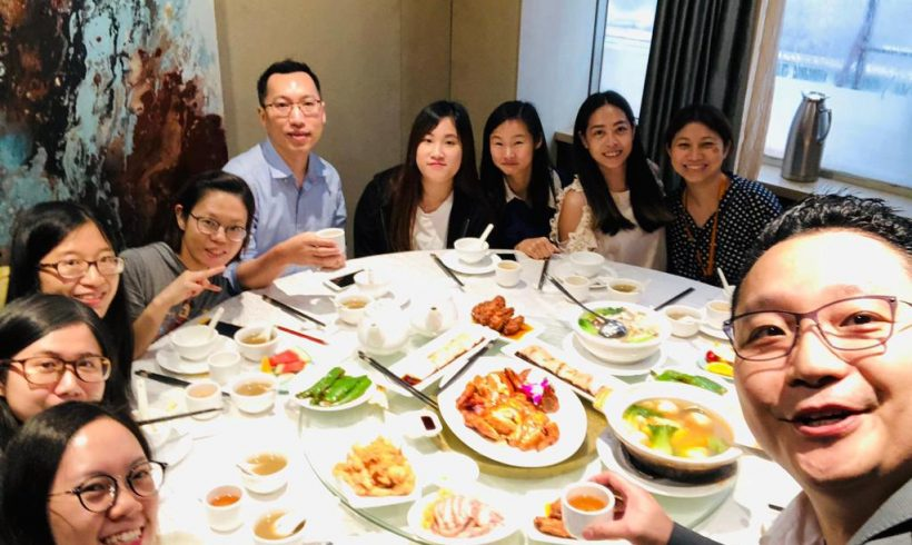 Chinese New Year Lunch Gathering2020
